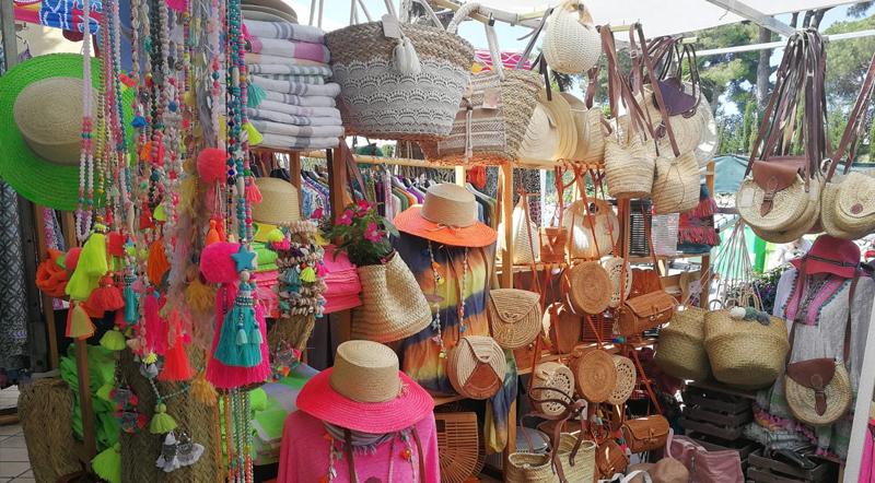 mercados callejeros Marbella