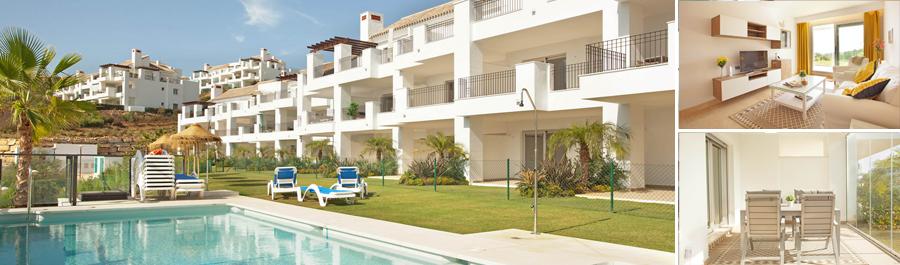 apartment for rent elviria