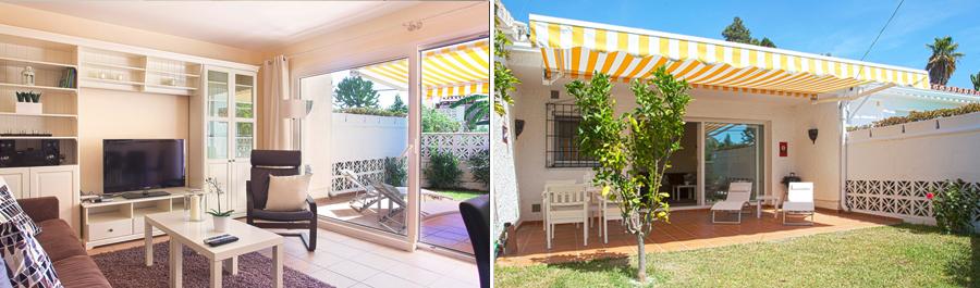 holiday rentals costabella