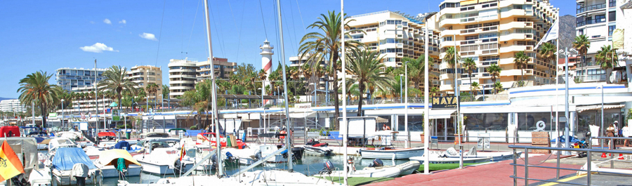 Apartment in the center of Marbella